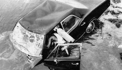 Chappaquiddick Bridge July 1969 Chappaquiddick Incident Iconic Photos