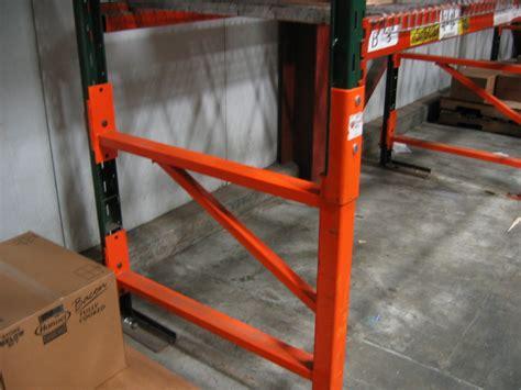 Pallet Rack Repair by Pallet Rack Repair Midwest Warehouse Solutions