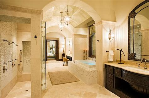 Mediterranean Style Bathrooms Decorating With A Mediterranean Influence 30 Inspiring Pictures