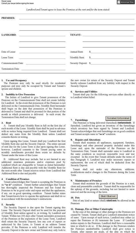 new york lease agreement template rent and lease template template free speedy