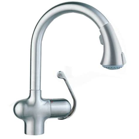 grohe ladylux kitchen faucet grohe 33755sde watercare ladylux cafe dual spray pull down