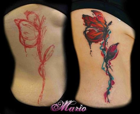 watercolor tattoo years later mario gregor 16 jpg 720 215 587