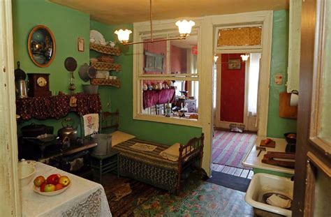 livingroom glasgow lower east side tenement museum opens shop life the