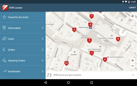 bank austria mobile banking bank austria mobilebanking android apps on play