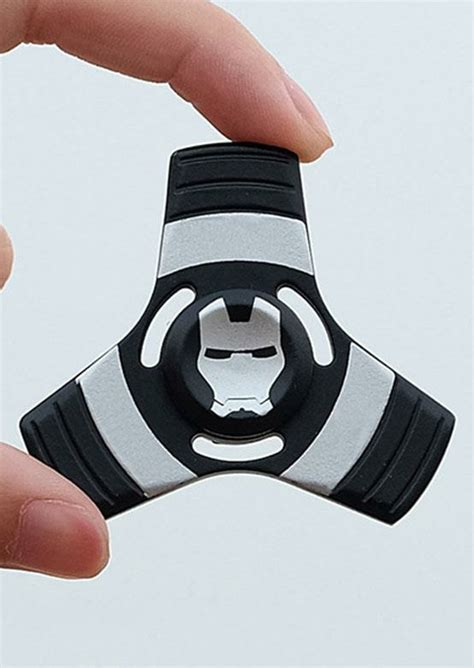 Iron Man Finger Fidget Spinner   Fairyseason