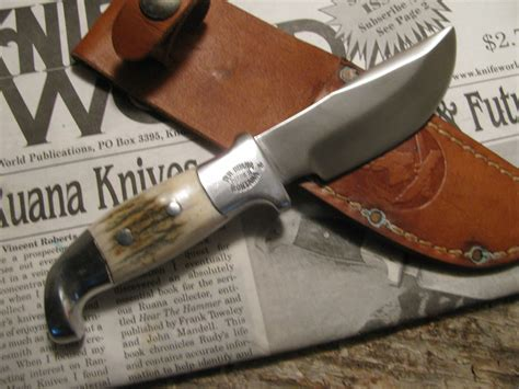 ruana knives for sale ruana vintage 13b m sted mint knife treeman knives