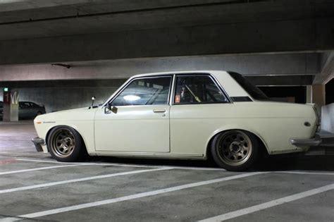 Slammed Datsun 510 by Nissan Datsun 510 Slammed Stance 510