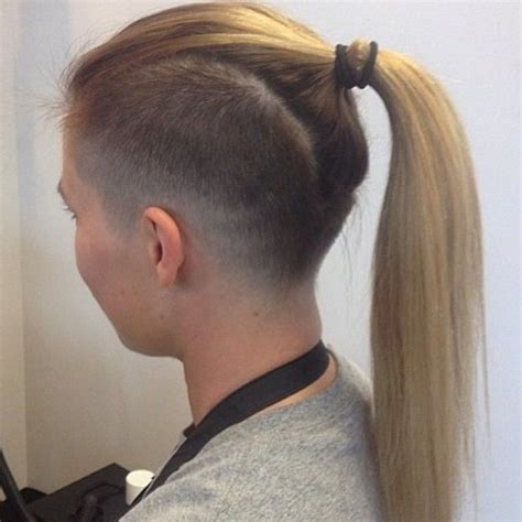 instagram pix of women shaved hair and waves 170 best images about side shave on pinterest long