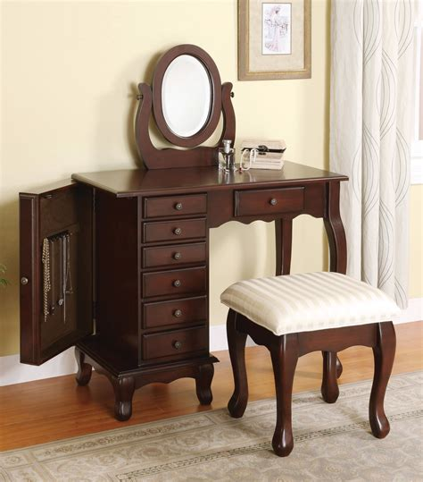 brown vanity table fayetteville rich brown vanity table cabinet drawers