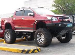 Chevrolet Colorado Lifted Lifted Foreign Chevy Colorado Chevy