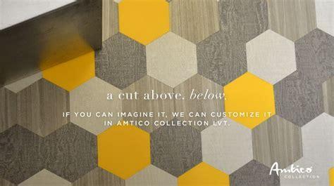 Amtico   Mannington Flooring   hexagon luxury vinyl tile