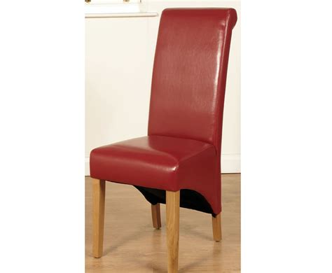 Faux Leather Dining Chairs Uk Nico Faux Leather Dining Chairs