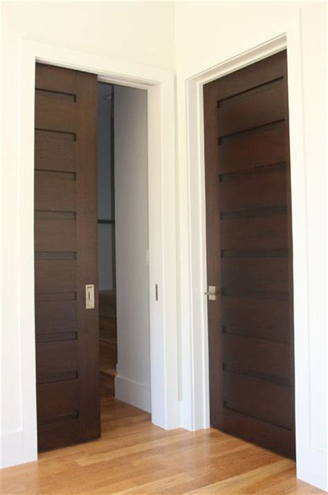 Interior Pocket Door Interior Doors Interior Doors Raleigh Appalachian Woodwrights For The Home Pinterest