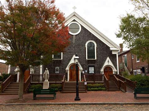 a funeral home might make nantucket feel more like home wcai