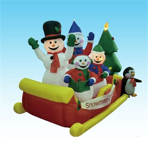 buy christmast equipment 8 foot christmas inflatable