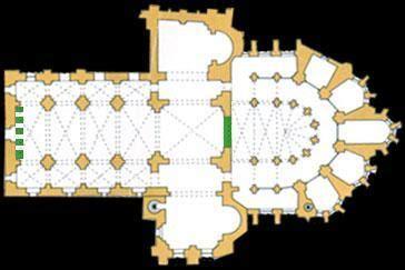 schip kerk kerk onderdelen