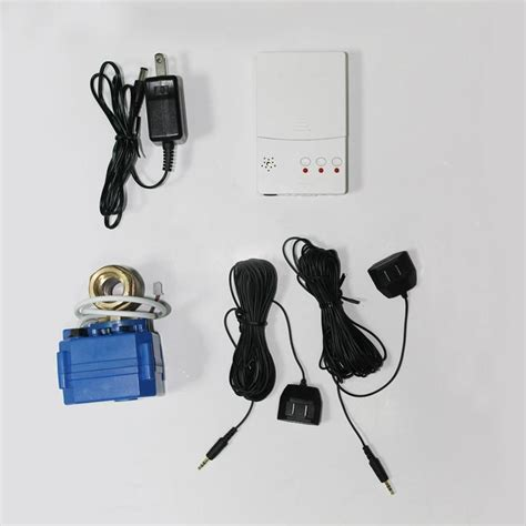 professional home security water leak detection alarm