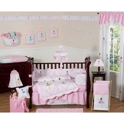Ballerina Crib Bedding Collection Ballerina Baby Bedding Crib Sets