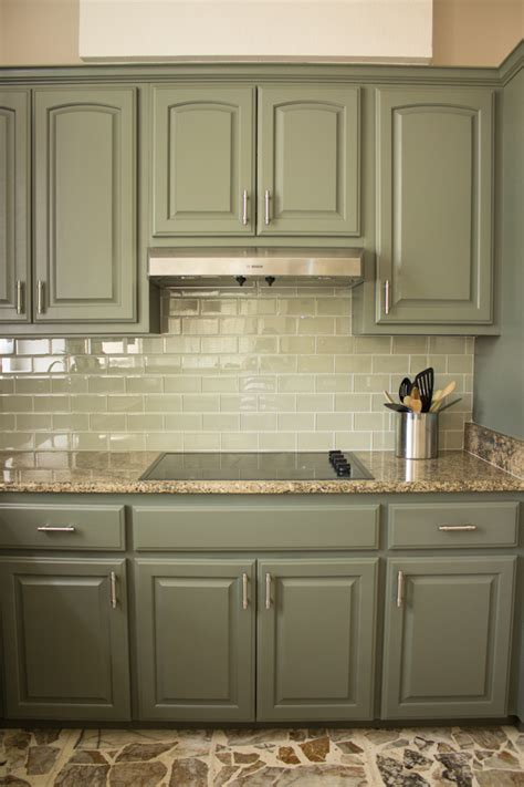 kitchen cabinet paint our exciting kitchen makeover before and after design