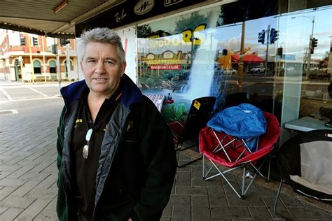 horsham businessman gary jelly pleads for security the
