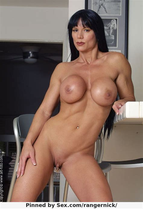 Fit Milf With Pussy Jewelry Rangernick