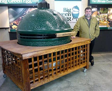 xl big green egg table pdf diy big green egg table plans xl big green