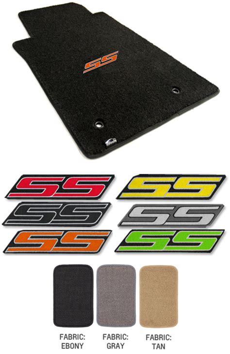 Chevy Racing Floor Mats by 2014 2017 Chevrolet Ss Floor Mats Chevymall