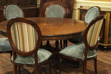 large    expandable  mahogany dining table