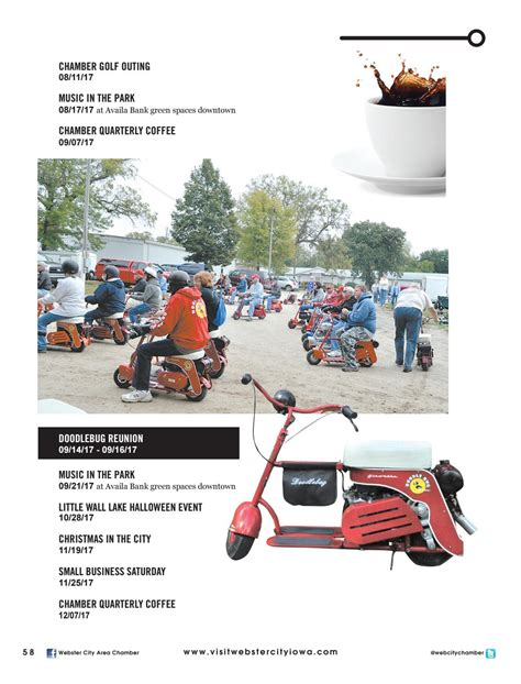doodlebug webster city webster city area activities guide by newspaper issuu