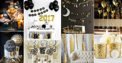 new year 2016 decorations ideas golden new year s decoration ideas