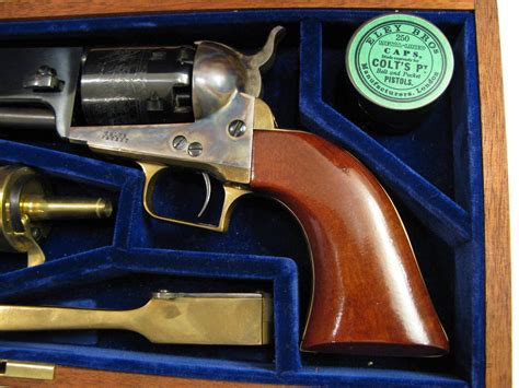 colt 1851 navy 36 cal early second generation colt 1851 navy 36 cal early 2nd gen quot c quot seri for sale