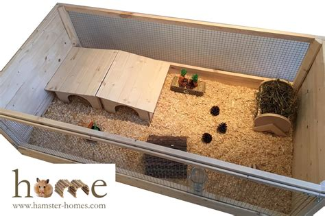 Guinea Pig Houses by Hamster Homes Crafted Homes Accessories For Small