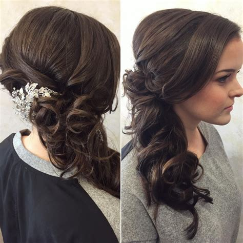 Simple Wedding Hairstyles by 20 Simple Wedding Haircut Ideas Designs Hairstyles