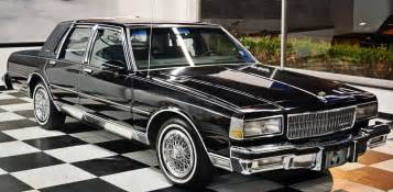 bf exclusive 1987 chevrolet caprice classic