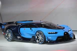 Gt5 Bugatti Veyron Bugatti Vision Gran Turismo Hints At Chiron