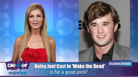 haley casting couch haley joel osment to star in wake the dead youtube