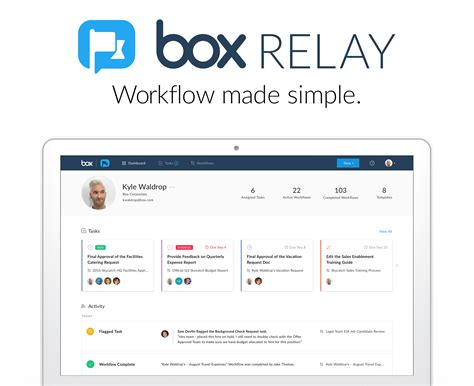 simple workflow software box and ibm simplify cloud workflows with box relay