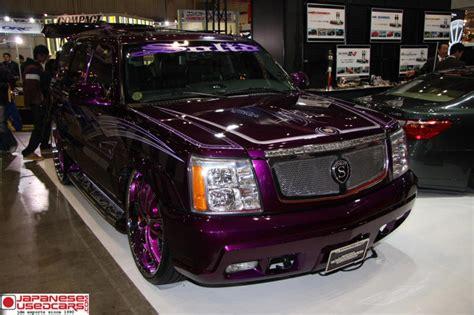 metallic purple car paint