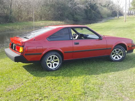 1984 Toyota Celica 1984 Toyota Celica Gt For Sale Toyota Celica 1984 For