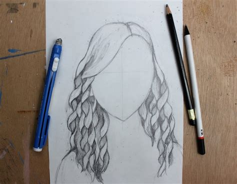 The Hair Book Easy Steps To Great By Lau And Sam Koh easy step by step for drawing curly hair