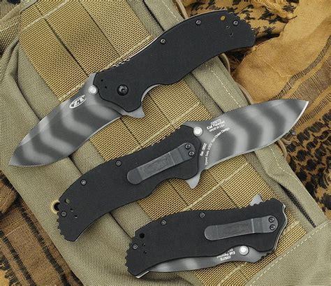 zero tolerance 350 ts sartools knife zero