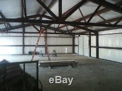 steel building  metal building kit garage workshop