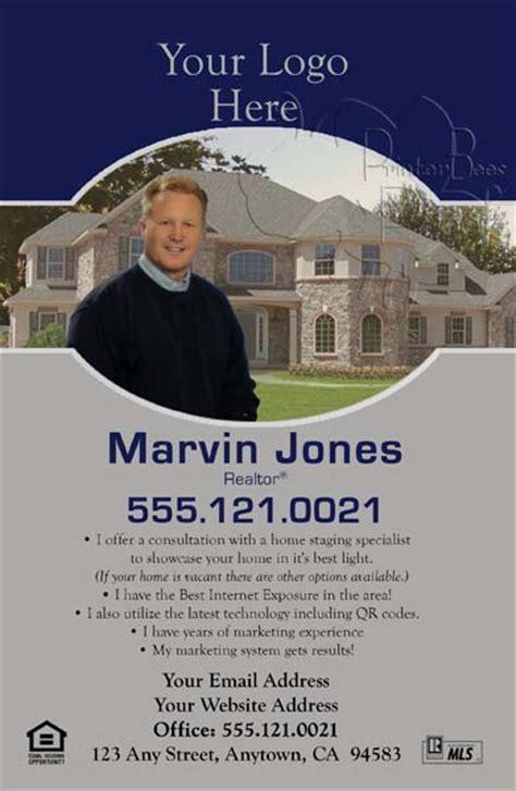 Real Estate Agent Postcards   Free Graphics Design