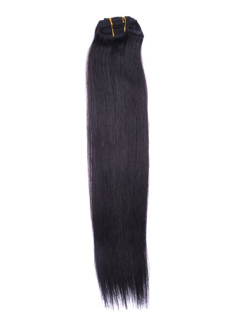 human hair extension shoes and bags for sale at 32 inch flowing clip in remy human hair