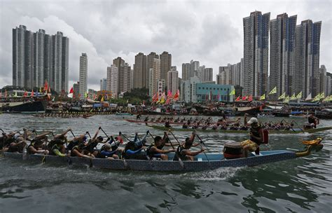 dragon boat festival 2017 near me rowing enthusiasts participate in a dragon boat race near