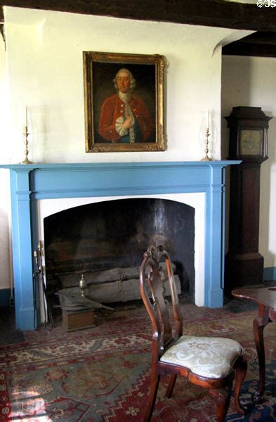 Fireplaces Staten Island by Fireplace At Conference House Staten Island Ny