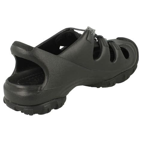 crocs mens slippers mens crocs speed lace up shoes trailbreak unisex