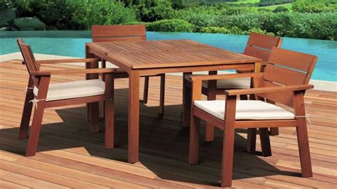 amazonia eucalyptus patio furniture collection