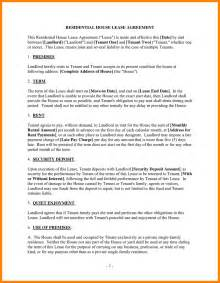3 rental house lease agreement mileage tracker form