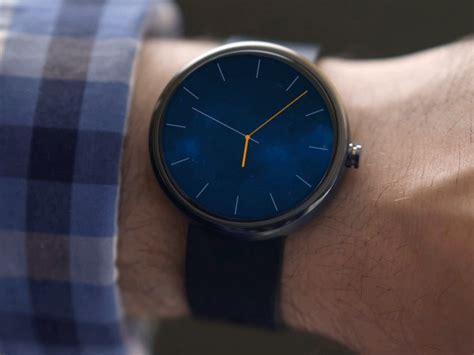 15 cool android wear concepts for moto 360 ui - Android Weat